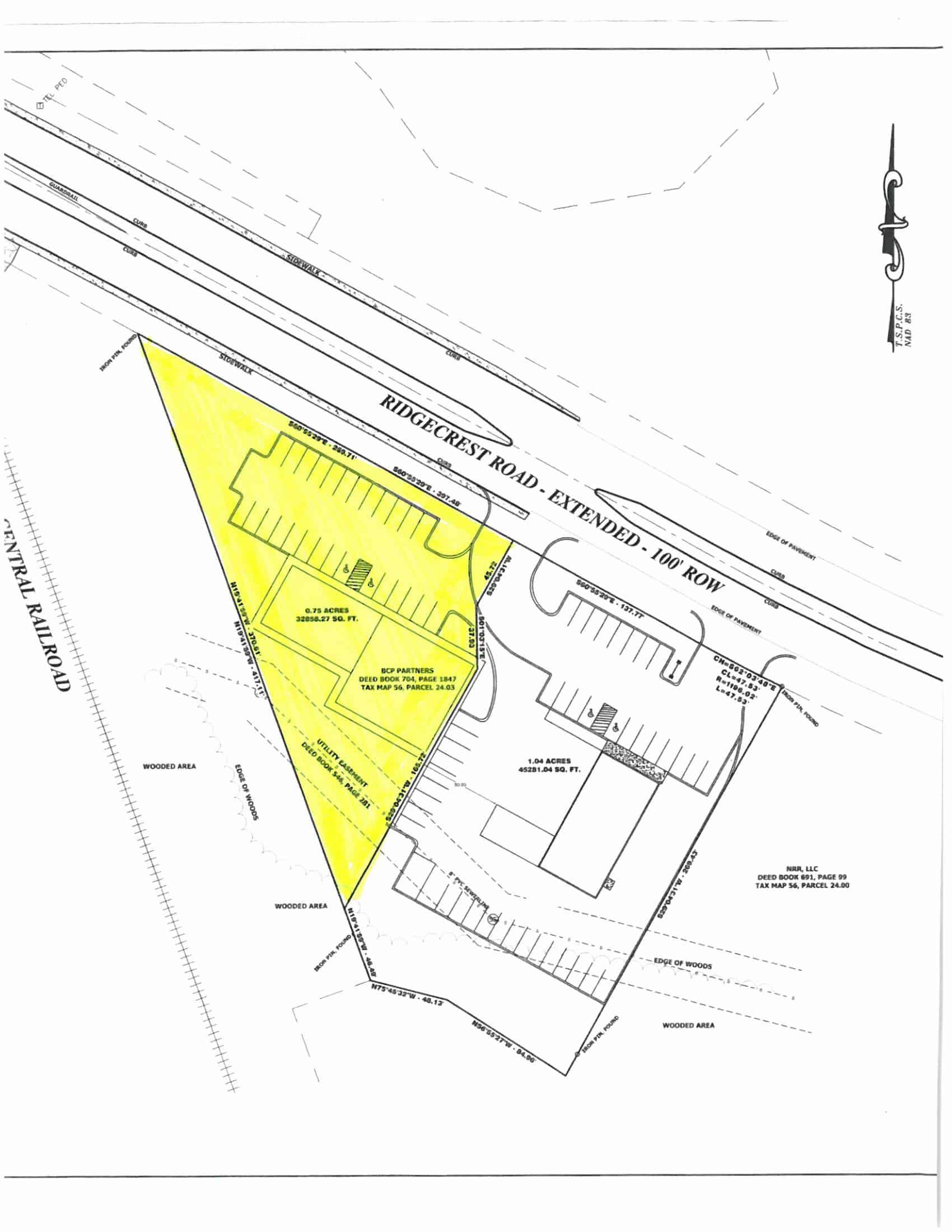 Ridgecrest Road – .75 Acre Lot