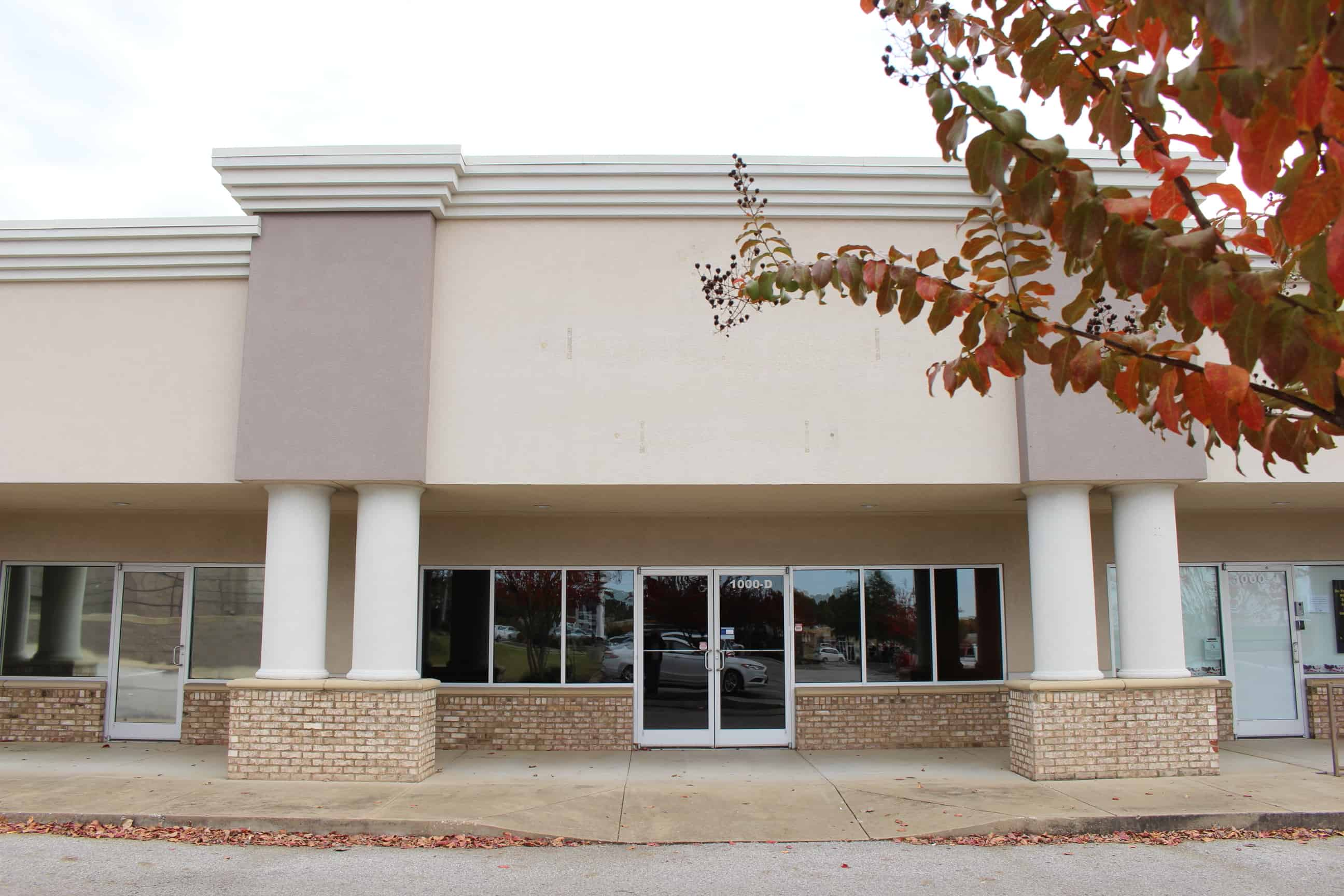 1000-D Vann Drive – For Lease Only